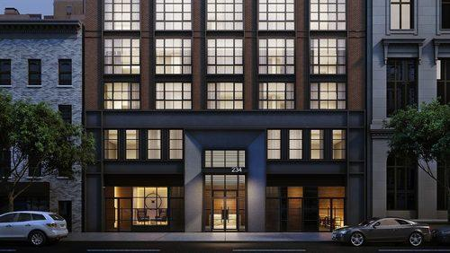 Entrance- 234 East 23rd Street- condo for sale in Manhattan