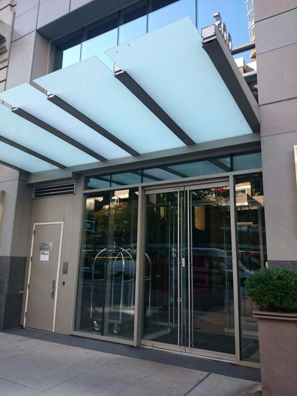 Tempo - 300 East 23rd Street Entrance - NYC condos for sale