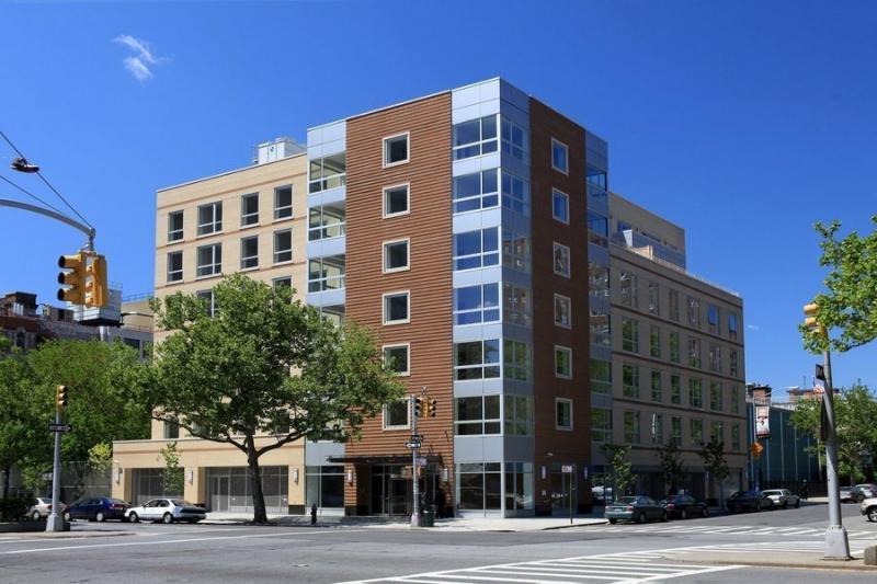 Exterior - 2130 Adam Clayton Powell Boulevard - Harlem
