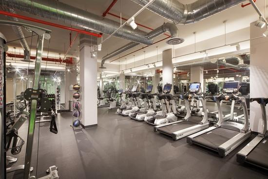 Gym center 160 East 22d Street - NYC Condos for Sale