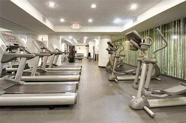 Fitness Facility - The Windsor Park - Manhattan Condos For Sale
