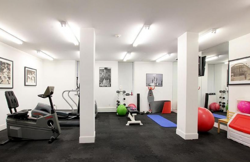 Fitness Center - Park Lane - Harlem - Condominium For Sale