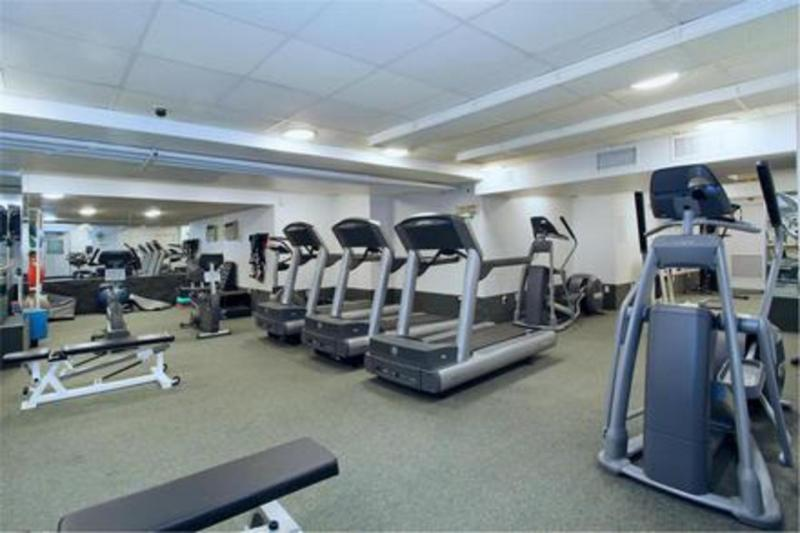 Gym at Gramercy Park Towers - Luxury Apartments for Sale