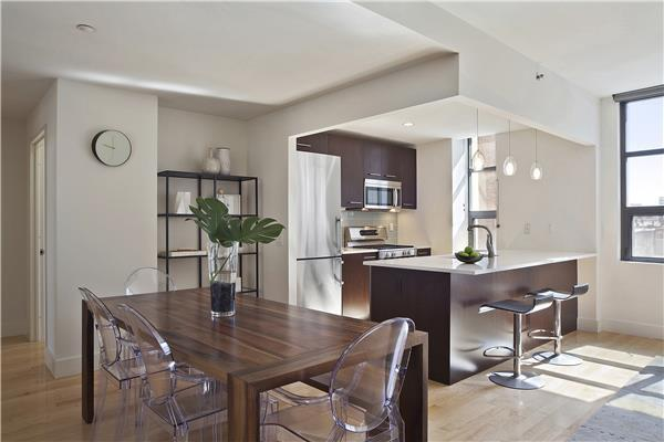 Kitchen- 509 48th Avenue- condo for sale in Long Island City
