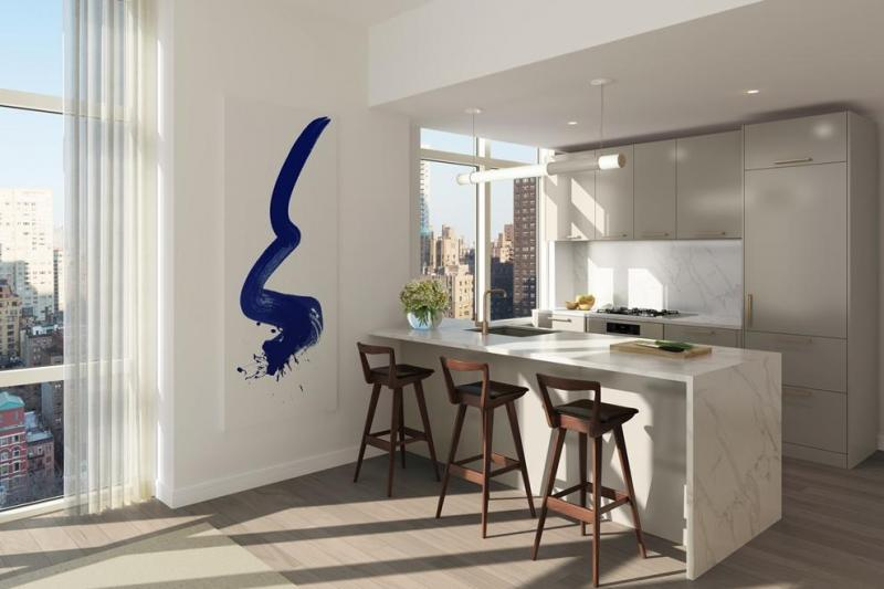 Kitchen - 305 East 51st Street - Turtle Bay