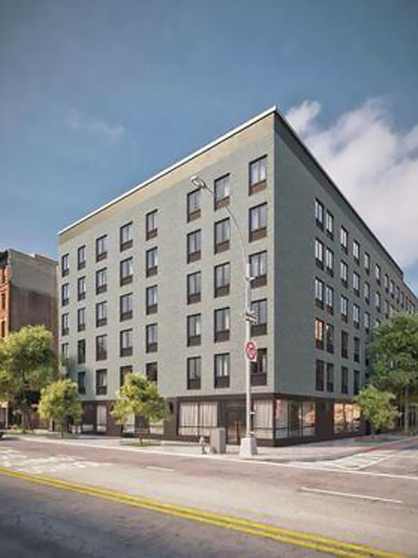Liberty Toye at 62 Avenue B in East Village - Apartments for sale
