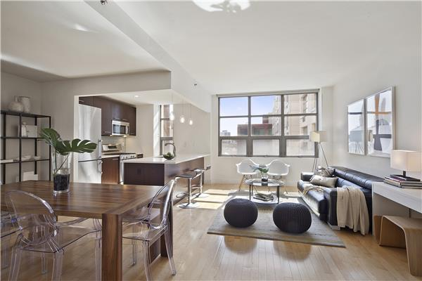 Living Room- 509 48th Avenue- NYC condo for sale
