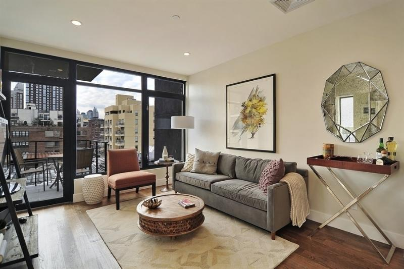 102 gold street dumbo condos for sale for Living room 102