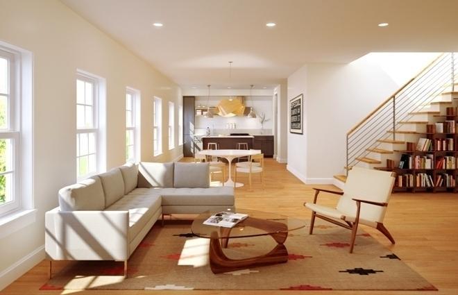 123 Fort Greene Place Brooklyn - Living Room