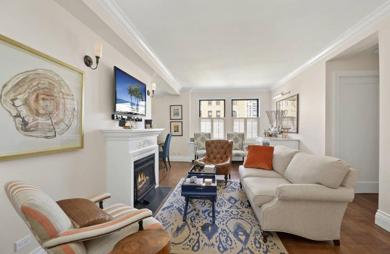 Livingroom - 240 West End Avenue - Upper West Side
