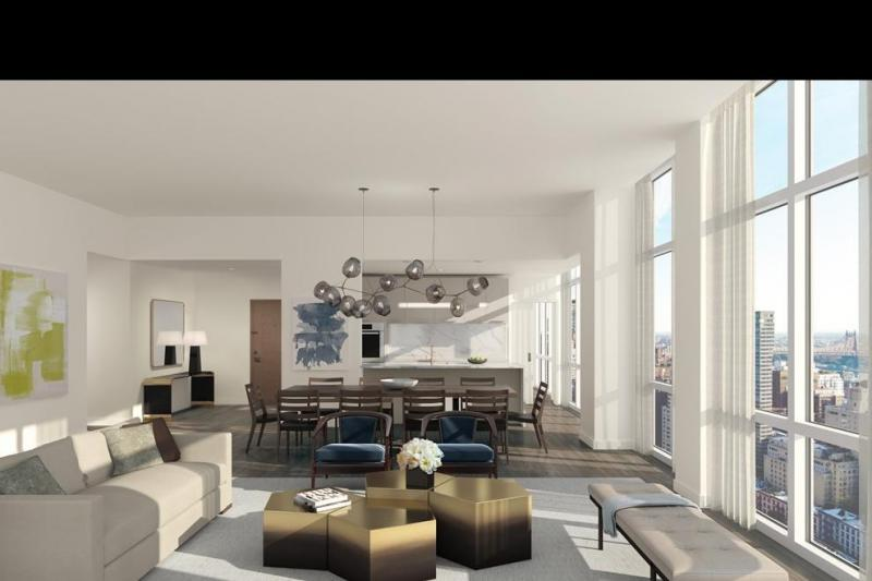 Living Room - 305 East 51st Street - Turtle Bay