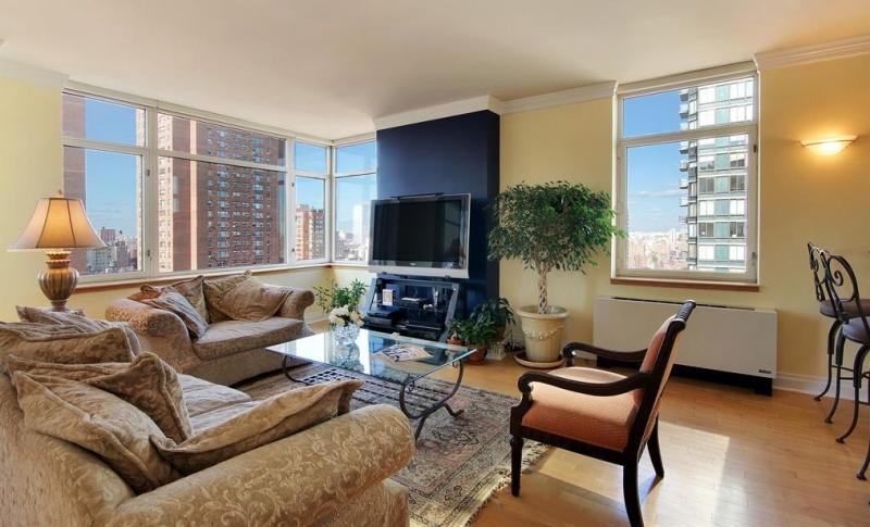 Livingroom at 1760 Second Avenue in Upper East Side