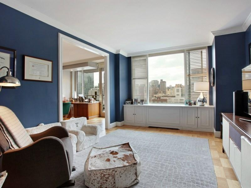 Livingroom at 308 East 72nd Street in Upper East Side