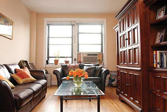 Living Room - NYC - Addison Hall - Co Ops