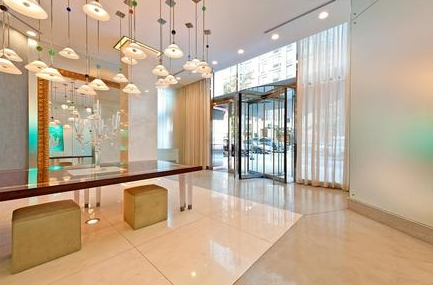 Lobby- 207 East 57th Street- condo for sale in Midtown West