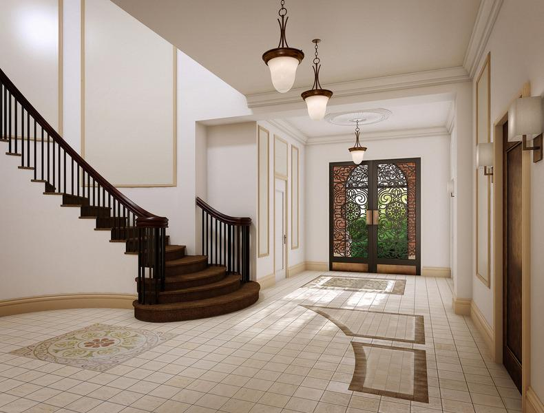 Lobby at Park Union Brooklyn - Park Slope Apartments for Sale