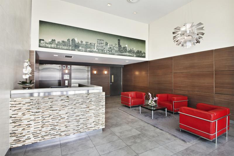 Lobby - Echelon - Condos - Long Island City
