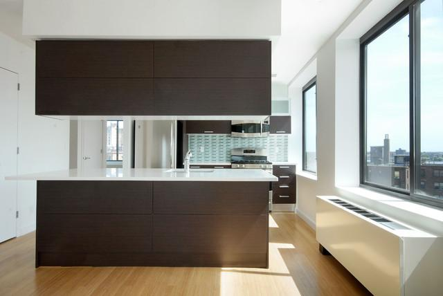 Observatory Place Kitchen 2021 First Avenue Condos NY