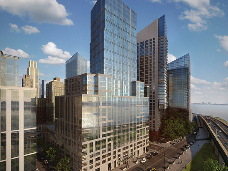 Apartments for sale at 50 Riverside Boulevard in NYC