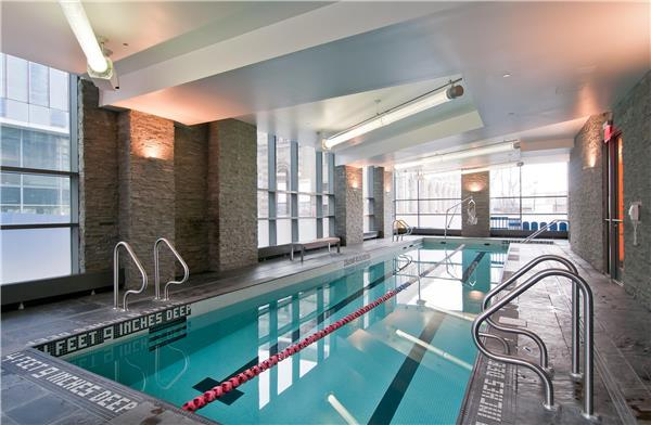 10 West End Avenue - Pool - Manhattan Condos for Sale