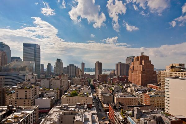 Reade57 NYC Condos - 57 Reade Street View