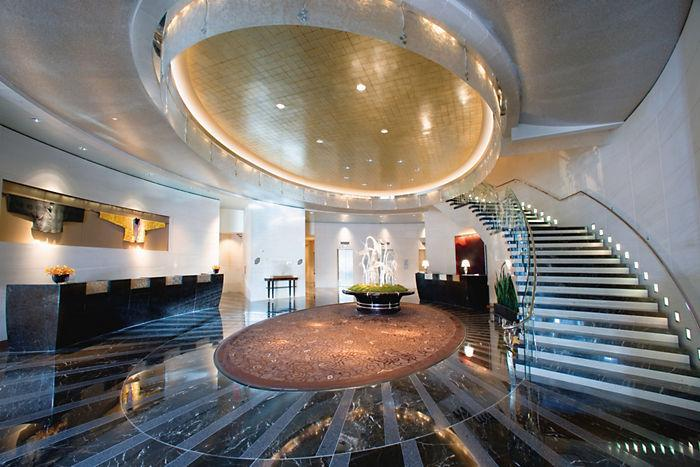 Residences at Mandarin Oriental NYC Condos - Apartments for Sale NYC Lobby