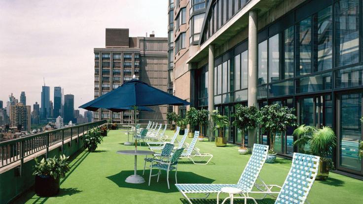 Bristol Plaza - Manhattan Apartments for sale - roof