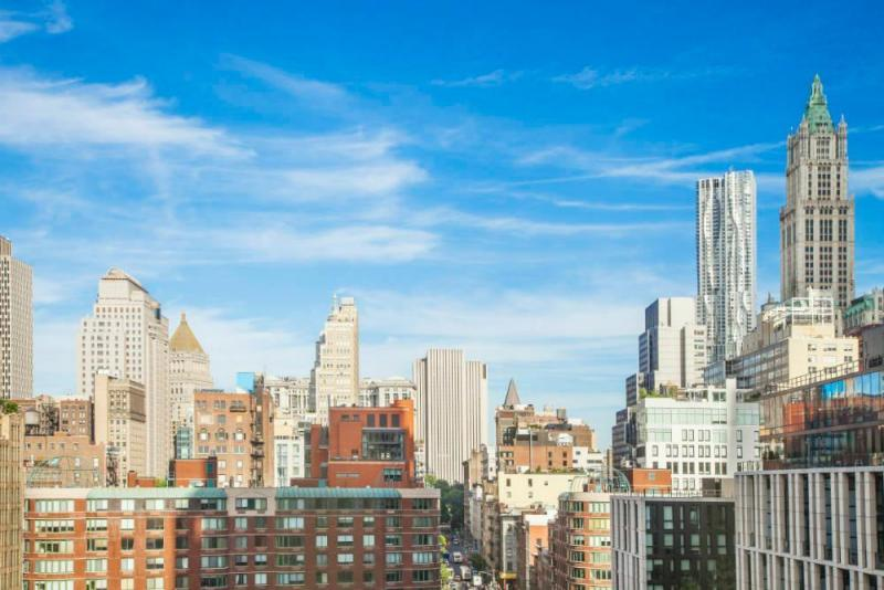 200 Chambers Street NYC Condos - View - Apartments for Sale in Tribeca
