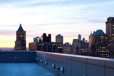 Rooftop Deck- be@Schermerhorn