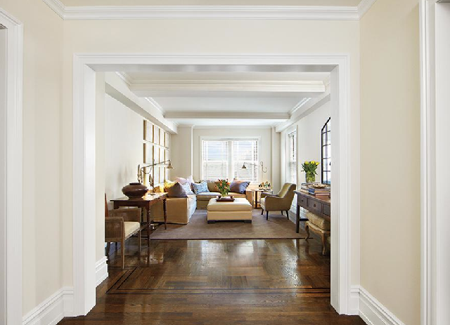 Living Room - The Mirabeau - 165 West 91st - Upper West Side