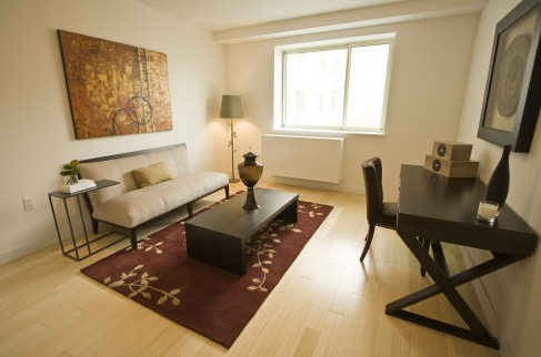 Livingroom - The Livmor - Harlem