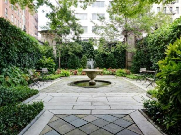 Courtyard - 240 Centre Street - Soho