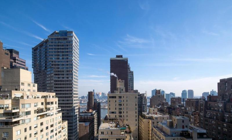 Stunning view from 959 First Avenue in Turtle Bay