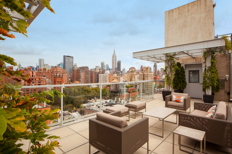 Chelsea club 444 west 19th street chelsea condos for sale for 1621 w 19th terrace