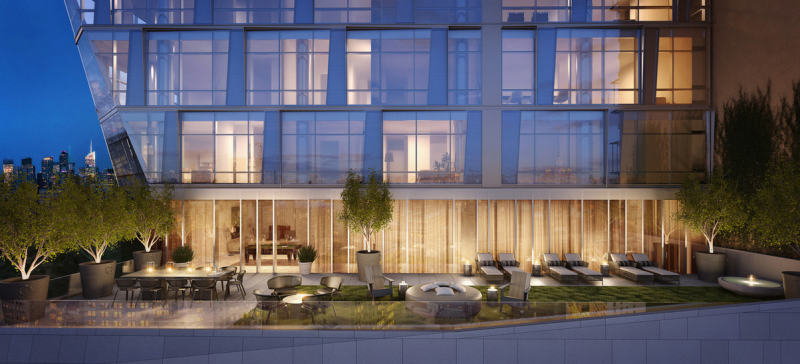 Terrace at 35 West 15th Street - Manhattan Condos