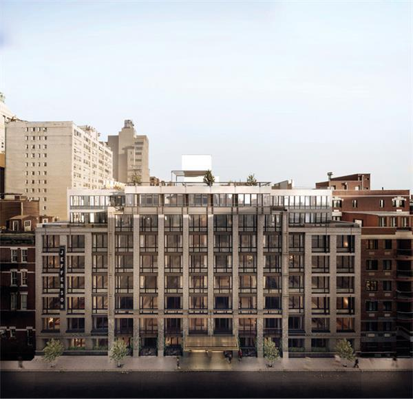 The Jefferson - 211 East 13th Street - Manhattan Condos for Sale