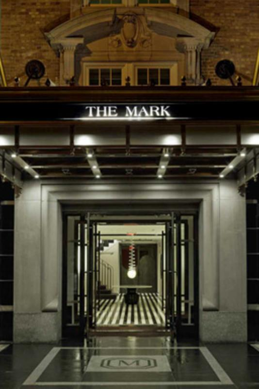The Mark Entrance - Manhattan Condominiums for Sale