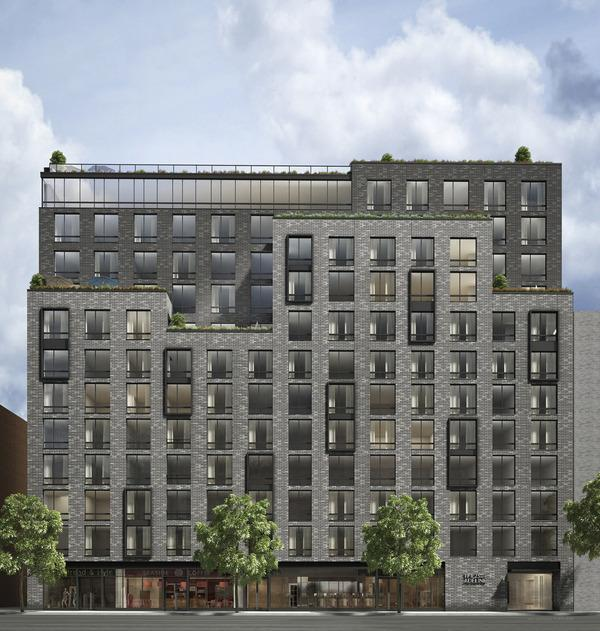 Apartmets for sale at The Adeline in NYC