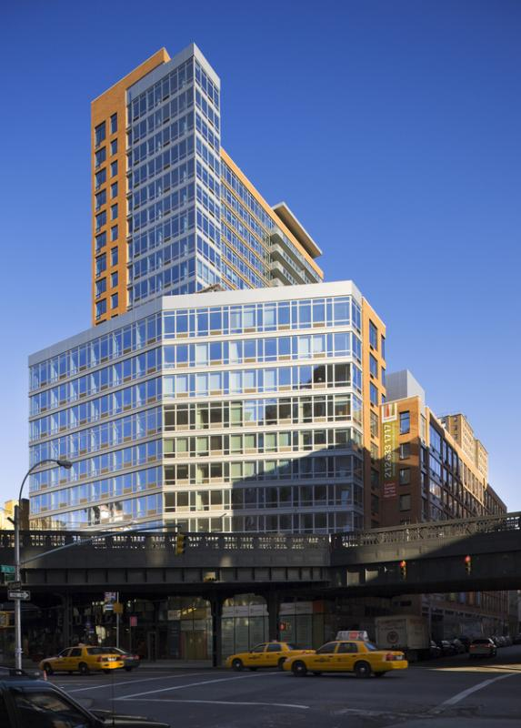 The Caledonia 450 West 17th St New Construction Condominium Building