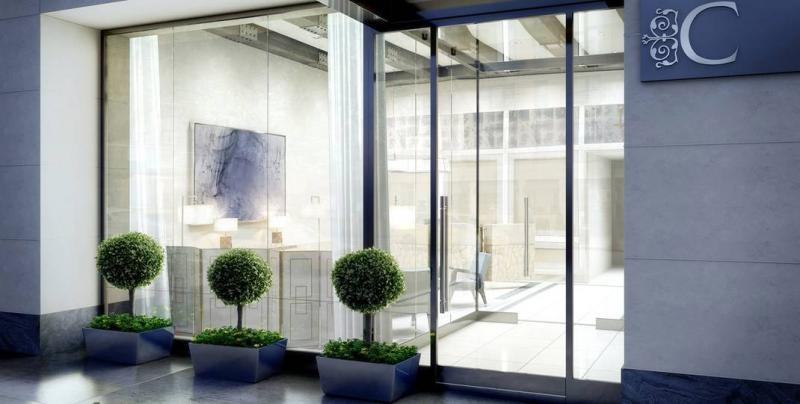 The Charles Entryway – 1355 First Ave apartments for Sale in Upper East Side