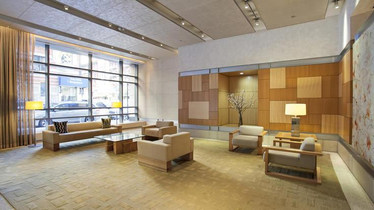 The Cielo 450 East 83rd Street NYC Condos Lobby