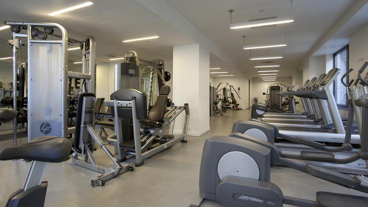 The Cielo 450 East 83rd Street NYC Condos Fitness Center