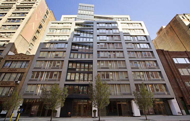The Indigo NYC Condos - 125 West 21st Apartments for Sale in Chelsea