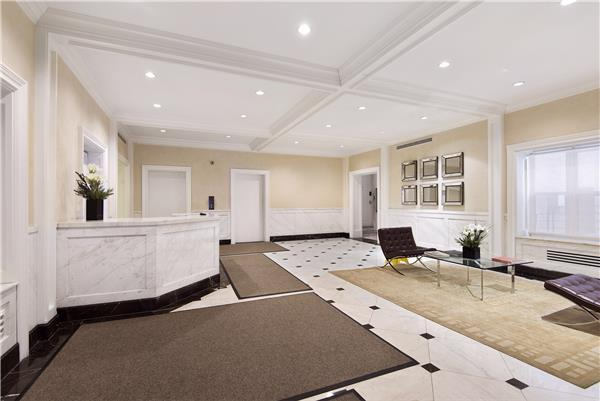 The Merrion 215 West 88th NYC Condos For Sale Lobby
