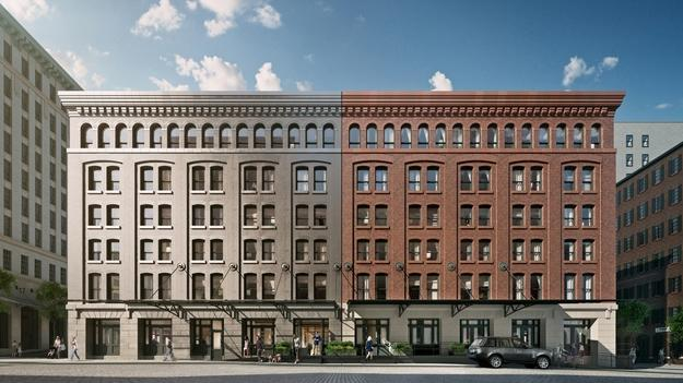 Sterling mason 71 laight street tribeca condos for sale for Nyc condos for sale