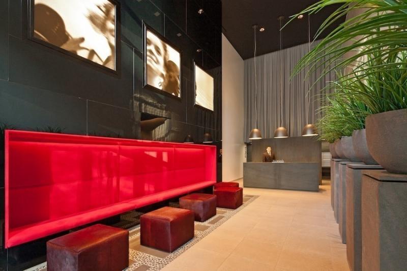 Tempo Lobby - Gramercy Park NYC Condominiums