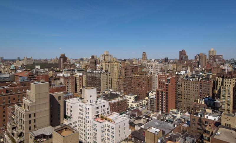 Stunning view from 188 East 76th Street in NYC
