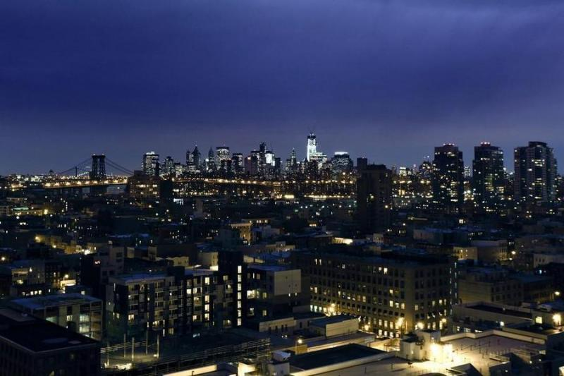 View at 20 Condominiums Bayard Street Brooklyn
