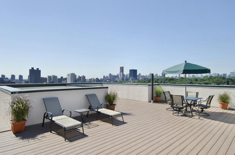 View at The Gateway Towers - Manhattan Condominiums for Sale