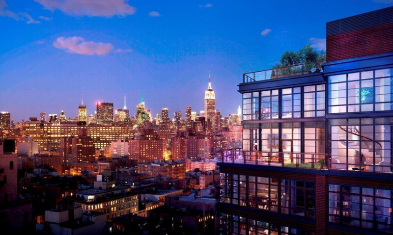 View from 150 Charles Street - Condos for Sale in West Village